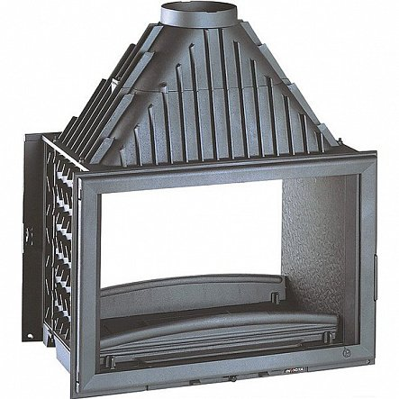 Топка Invicta 800 Hearth Double-sided