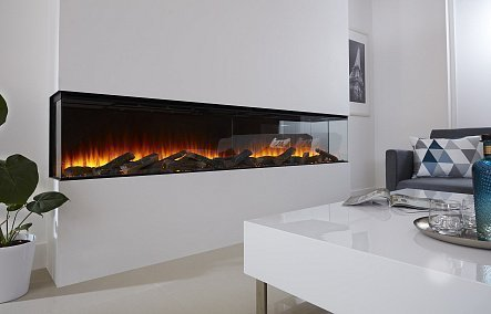 Электрокамин Britishfire New Forest Electric Fire — 2400mm
