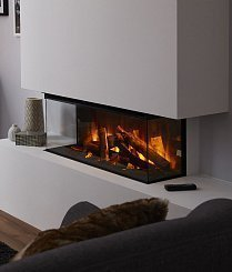 Britishfire New Forest Electric Fire — 870mm