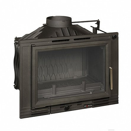 Топка Invicta Hearth 700 Minos with flue valve (2018)
