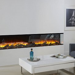 Britishfire New Forest Electric fire — 2400mm