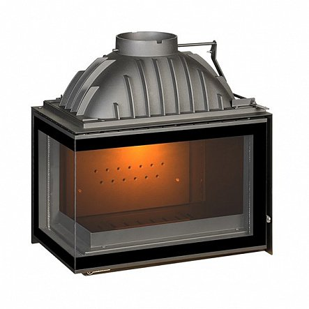 Топка Invicta Corner Fireplace 700 With Left glass