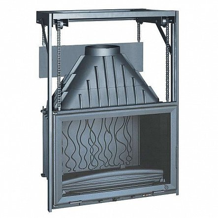 Топка Invicta Hearth 700 lifting door