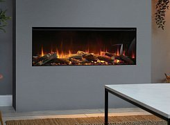 New forest electric fire 1200 (фронтальный)